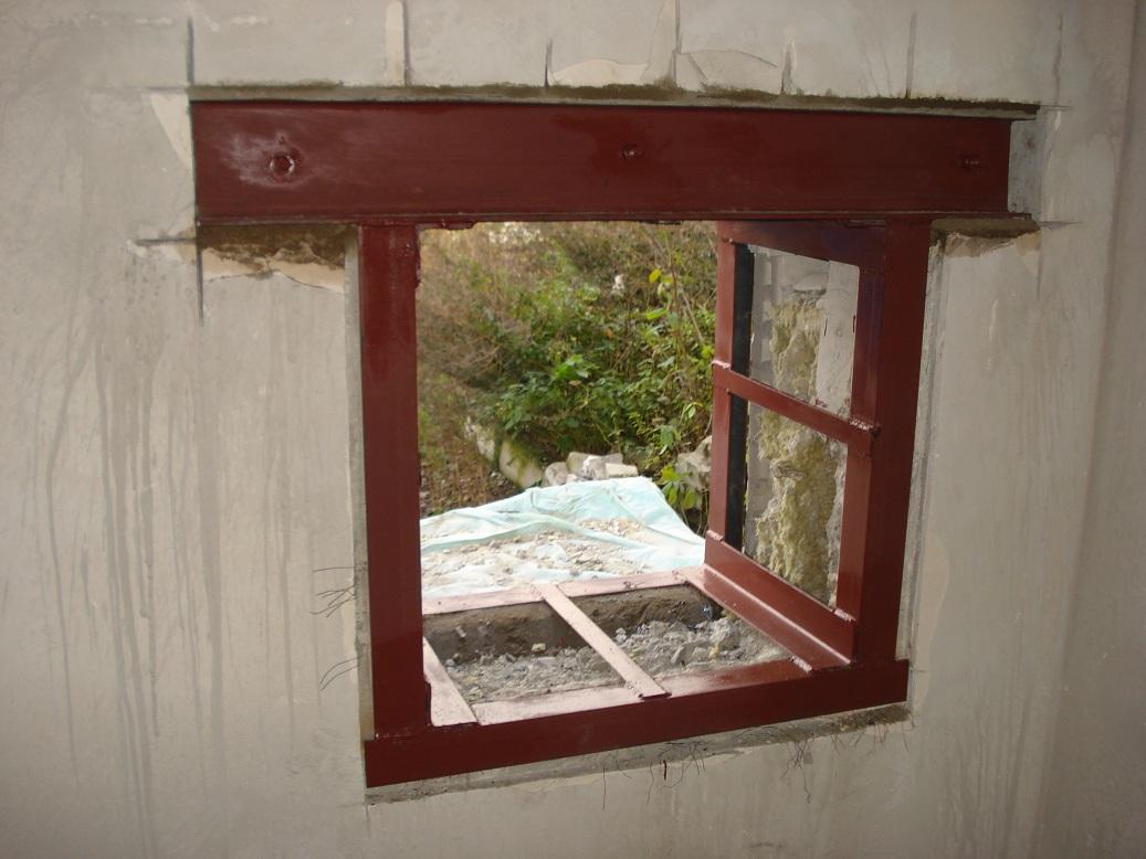 Как сделать окно в кирпичном доме 328